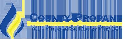 County Propane logo